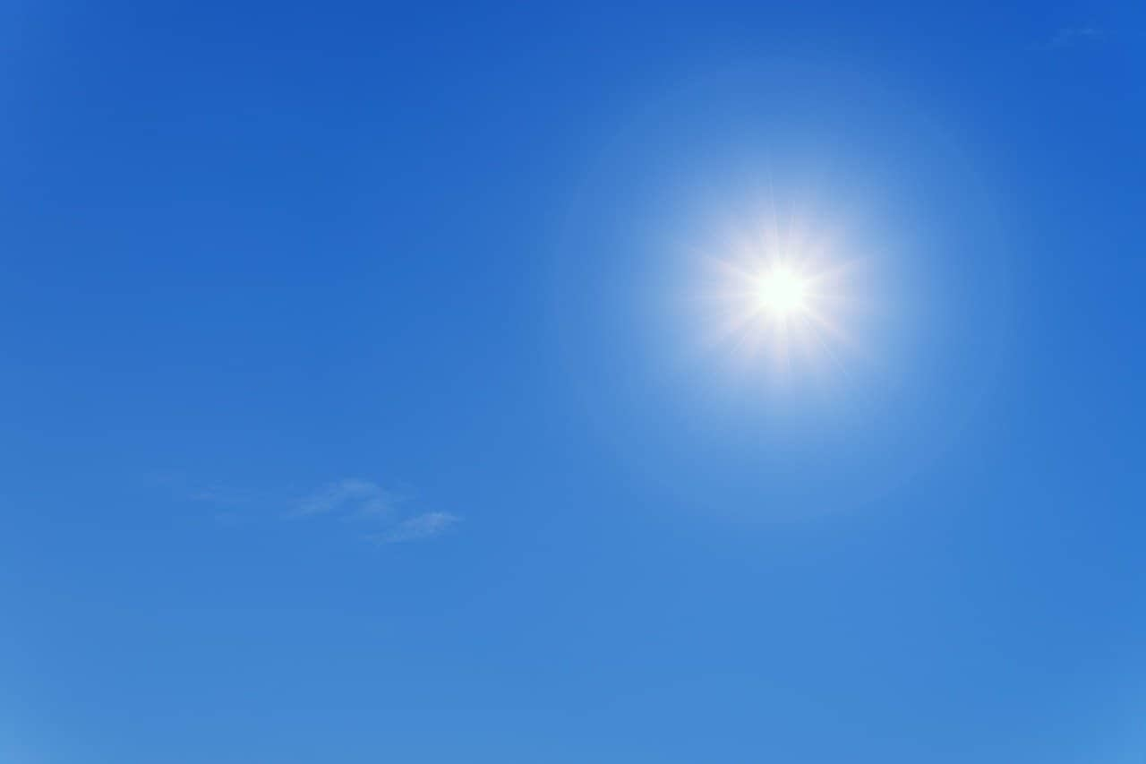Profiter du soleil