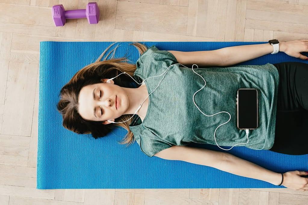 Une séance de méditation guidée