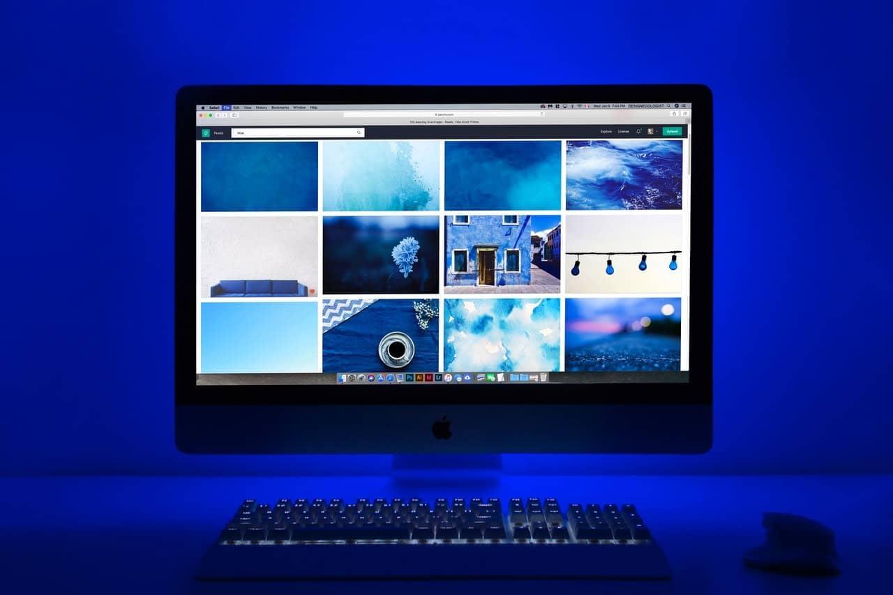 La lumière bleue des écrans